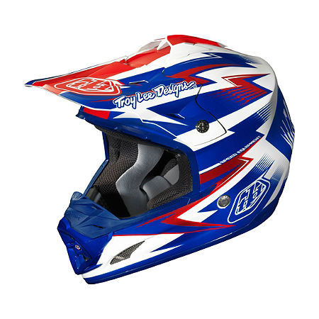 2014 Troy Lee Designs SE3 Helmet - Cyclops - Main
