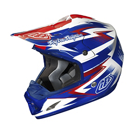 2014 Troy Lee Designs SE3 Helmet - Cyclops - 2014 Troy Lee Designs SE3 Helmet - A Day In The Dirt