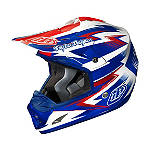 2014 Troy Lee Designs SE3 Helmet - Cyclops - Dirt Bike & Motocross Protection