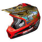 2014 Troy Lee Designs SE3 Helmet - A Day In The Dirt - Troy Lee Designs Dirt Bike Off Road Helmets