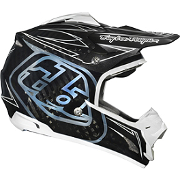 2014 Troy Lee Designs SE3 Helmet - Pinstripe - 2014 Troy Lee Designs SE3 Helmet - Baja