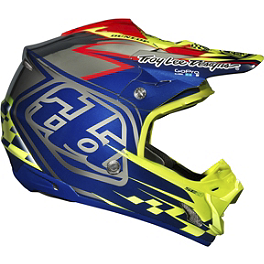 2014 Troy Lee Designs SE3 Helmet - Team - 2014 Troy Lee Designs Air Helmet - P-51