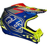 2014 Troy Lee Designs SE3 Helmet - Team - Dirt Bike Off Road Helmets