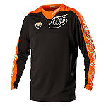 2014 Troy Lee Designs SE Jersey - Corse - FEATURED-3 Dirt Bike Riding Gear