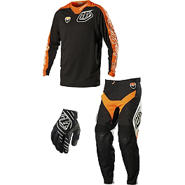 2014 Troy Lee Designs SE Combo - Corse - 2014 Troy Lee Designs GP Combo - Hot Rod
