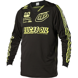 2014 Troy Lee Designs SE Pro Jersey - Team - 2014 Troy Lee Designs GP Air Jersey - Team