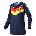 2014 Troy Lee Designs Women's GP Jersey - Airway -  Motocross Jerseys