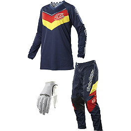 2014 Troy Lee Designs Women's GP Combo - Airway - 2014 Troy Lee Designs Women's GP Air Combo - Airway