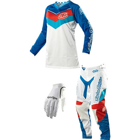 2014 Troy Lee Designs Women's GP Air Combo - Airway - Main