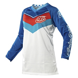 2014 Troy Lee Designs Women's GP Air Jersey - Airway - 2014 Troy Lee Designs Women's Rev Jersey