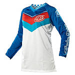 2014 Troy Lee Designs Women's GP Air Jersey - Airway -  Motocross Jerseys