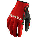 2014 Troy Lee Designs XC Gloves - Troy Lee Designs XC Dirt Bike Gloves