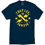Troy Lee Designs Lightning T-Shirt - Cruiser Mens Casual