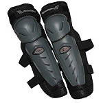 2014 Troy Lee Designs Short Combat Knee Guards -  Dirt Bike Motocross Knee & Ankle Guards