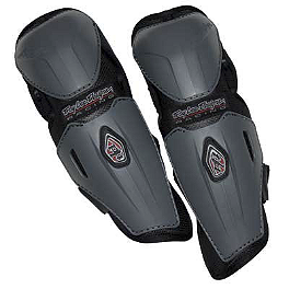 2014 Troy Lee Designs Elbow Guards - 2012 SixSixOne Comp Elbow Guards
