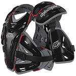 Troy Lee Designs Shock Doctor CP5955 Chest Protector - Troy Lee Designs Dirt Bike Chest and Back