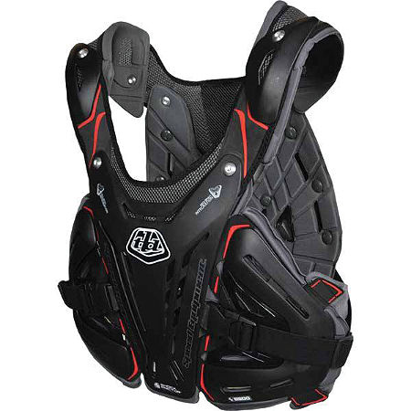 Troy Lee Designs Shock Doctor CP5900 Chest Protector - Main