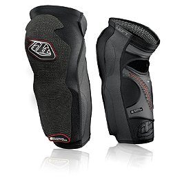 Troy Lee Designs Shock Doctor KG5450 Knee/Shin Guards - Troy Lee Designs Shock Doctor EG5550 Elbow Guards