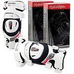 Troy Lee Designs Catalyst X Knee Brace Set -  Dirt Bike Motocross Knee & Ankle Guards