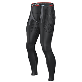 Troy Lee Designs Shock Doctor BP5705 Base Protective Pants - Troy Lee Designs Shock Doctor Youth BP5705 Base Protective Pants