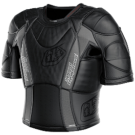 Troy Lee Designs Shock Doctor Youth BP5850 Hot Weather Base Protective Vest - Troy Lee Designs Shock Doctor Youth BP3800 Hot Weather Base Protective Vest