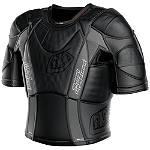 Troy Lee Designs Shock Doctor Youth BP5850 Hot Weather Base Protective Vest -  Motocross Chest and Back Protection