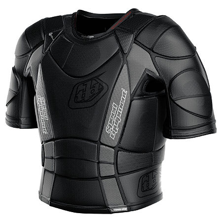 Troy Lee Designs Shock Doctor Youth BP7850 Hot Weather Base Protective Vest - Main