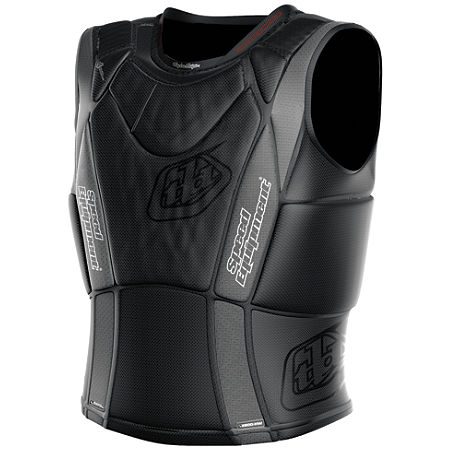 Troy Lee Designs Shock Doctor Youth BP3800 Hot Weather Base Protective Vest - Main