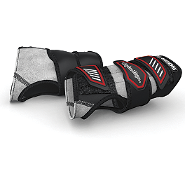 Troy Lee Designs Shock Doctor WS5205 Wrist Support - EVS WS91 Wrist Stabilizer