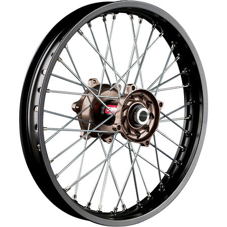 Talon Factory Rear Wheel 2.15X19 - Magnesium/Black - Main