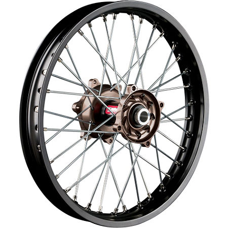 Talon Factory Front/Rear Wheel Combo - Magnesium/Black - Main