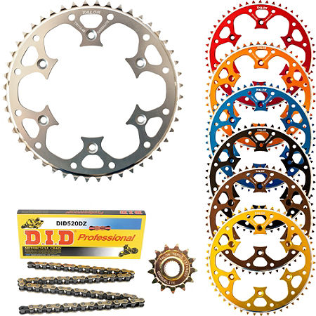 Talon Chain And Sprocket Kit - 520 - Main