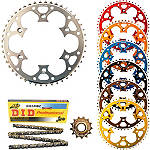 Talon Chain And Sprocket Kit - 520 - Talon Dirt Bike Dirt Bike Parts