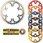 Talon Chain And Sprocket Kit - 420 - Dirt Bike Chain and Sprocket Kits