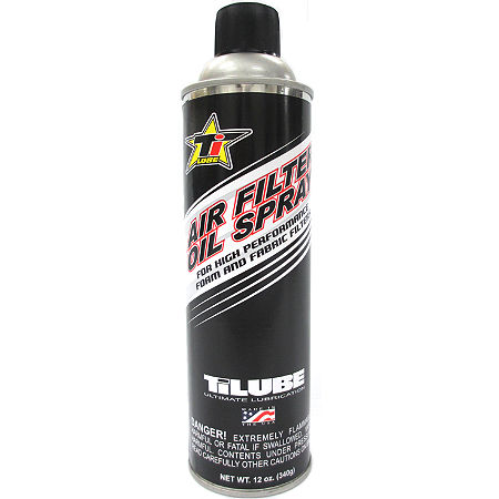 TiLUBE Air Filter Oil Spray - Main