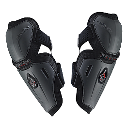 2014 Troy Lee Designs Youth Elbow Guards - 2012 EVS Youth Option Elbow Guards