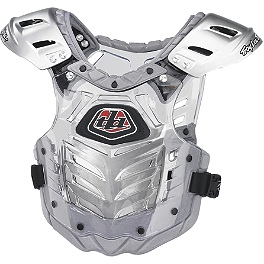 2014 Troy Lee Designs Youth Bodyguard 2 - HRP Flak Jak LT-IMS Chest Protector - Youth