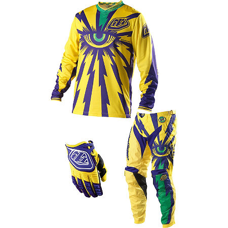 2013 Troy Lee Designs Youth GP Combo - Cyclops - Main