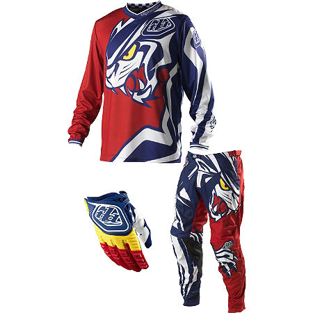 2013 Troy Lee Designs Youth GP Combo - Predator - Main