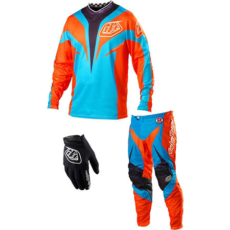 2013 Troy Lee Designs Youth GP Air Combo - Mirage - Main