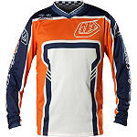 2014 Troy Lee Designs Youth GP Air Jersey - Factory - Troy Lee Designs Dirt Bike Products