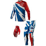 2014 Troy Lee Designs Youth GP Air Combo - Cyclops - Troy Lee Designs Dirt Bike Pants, Jersey, Glove Combos