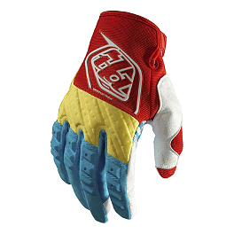 2014 Troy Lee Designs Youth GP Gloves - 2014 Troy Lee Designs Youth Air Gloves