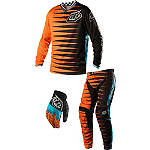 2014 Troy Lee Designs Youth GP Combo - Joker - Troy Lee Designs Dirt Bike Pants, Jersey, Glove Combos