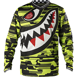 2014 Troy Lee Designs Youth GP Air Jersey - P-51 - 2014 Alias Youth A2 Jersey