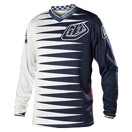 2014 Troy Lee Designs Youth GP Jersey - Joker - 2014 Troy Lee Designs Youth Air Gloves