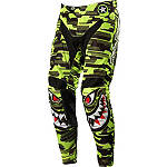 2014 Troy Lee Designs Youth GP Air Pants - P-51 - In The Boot Utility ATV Pants