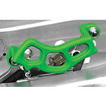 TM Designworks Brake Caliper Guard - Green - Dirt Bike Caliper Guards