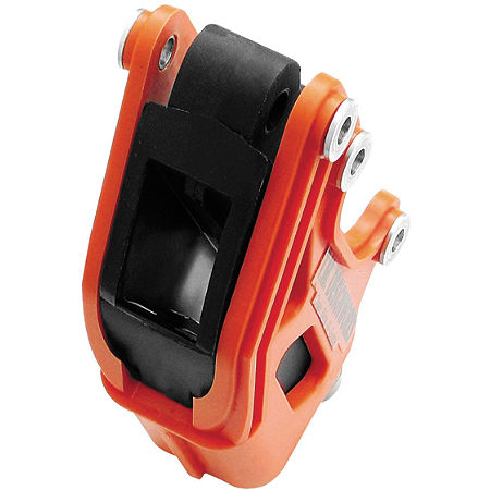 TM Designworks OE Replacement Chain Guide - Orange - Main