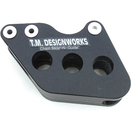 TM Designworks Rear Chain Slide-N-Guide - Black - Main